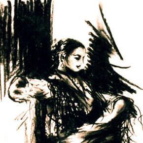 La grâce du flamenco