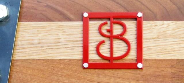 Tabouret de bar design original, gamme INDUS'