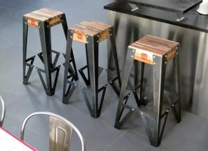 Grange Indus'Bruno Design De OriginalGamme Tabouret Bar Cossou shQCBdtrxo