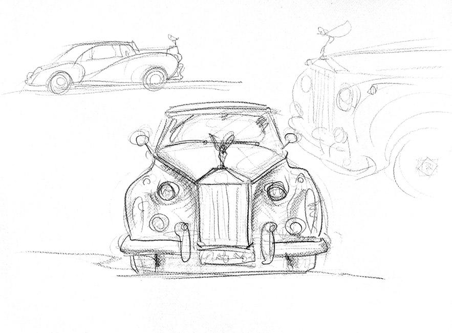 1- Rolls Royce
