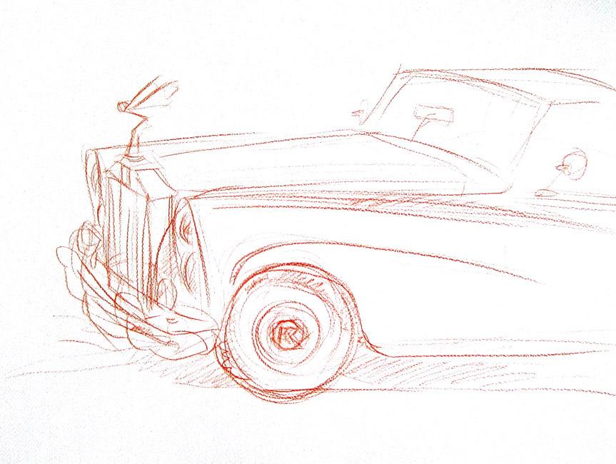 7- Rolls Royce
